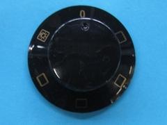 Ручка режимов духовки (0+5 поз.) для коричневой плиты GORENJE 145813, 362939