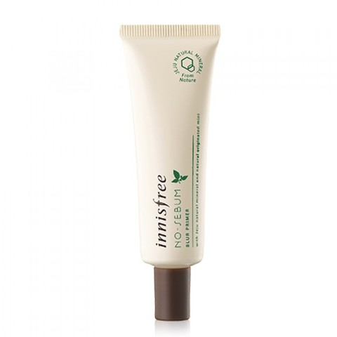 Innisfree, Праймер No Sebum Blur Primer