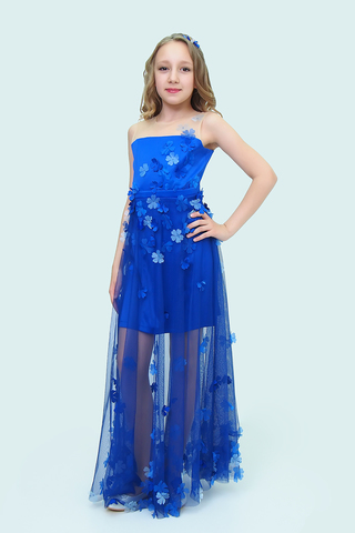Платье детское (артикул 2Н49-1)