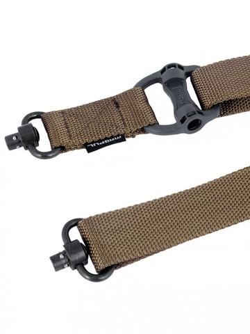 Тактический оружейный ремень Magpul MS4 - Койот