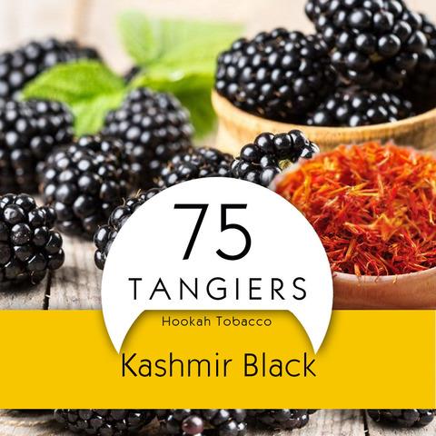 Табак Tangiers 250 г Noir Kashmir Black