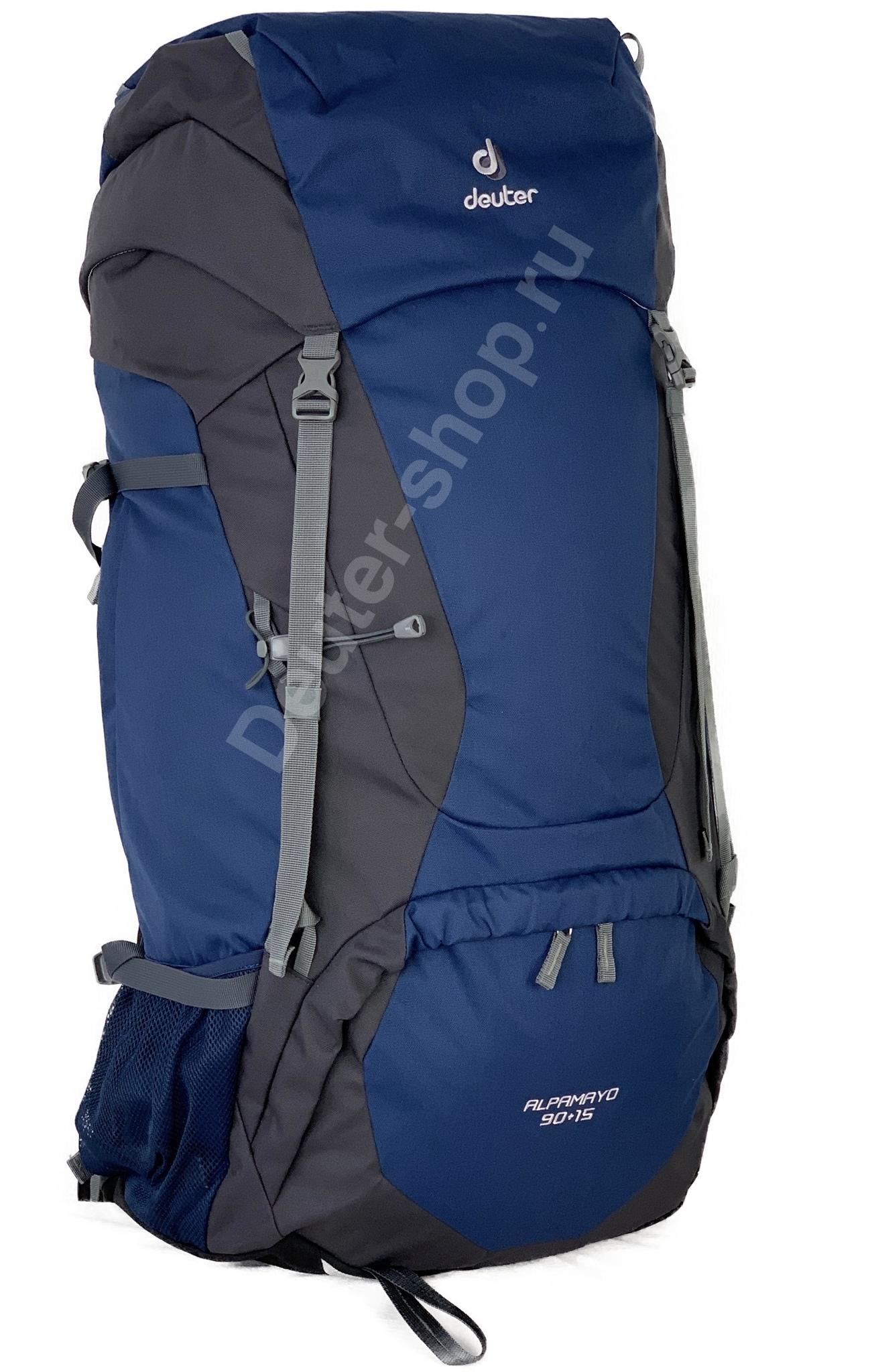 Туристические рюкзаки большие Рюкзак Deuter Alpamayo 90 + 15 (2021) C389507A-0626-4C6E-AFFB-F3153AAC9A5F.jpeg