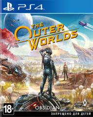 The Outer Worlds (PS4, русские субтитры)