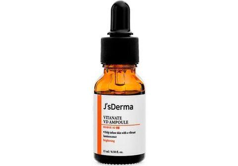 Мультивитаминная Ампула С Ретинолом JS DERMA Vitanate VD Ampoule