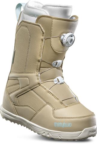 Ботинки для сноуборда жен ThirtyTwo Shifty Boa W'S '18 - tan