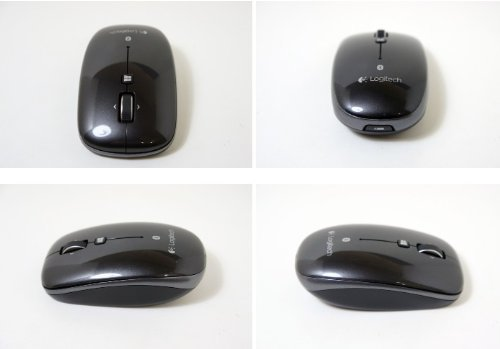 LOGITECH M557 Black Bluetooth