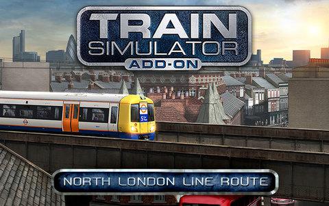 Train Simulator: North London Line Route Add-On (для ПК, цифровой ключ)