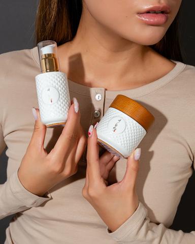 Набор для ухода за кожей Multi Flex (сыворотка + крем)