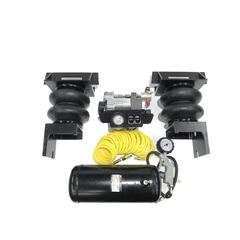 Volkswagen Crafter NF / Mercedes Sprinter W907 (передний привод) пневмоподвеска задней оси + система управления 2 контур (ресивер)