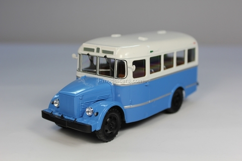 KAVZ-651 light blue Classicbus 1:43