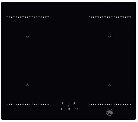 Индукционная варочная панель Bertazzoni P604IC2B2NEE