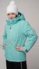 Женский утеплённый прогулочный лыжный костюм Nordski Montana Sky с лямками