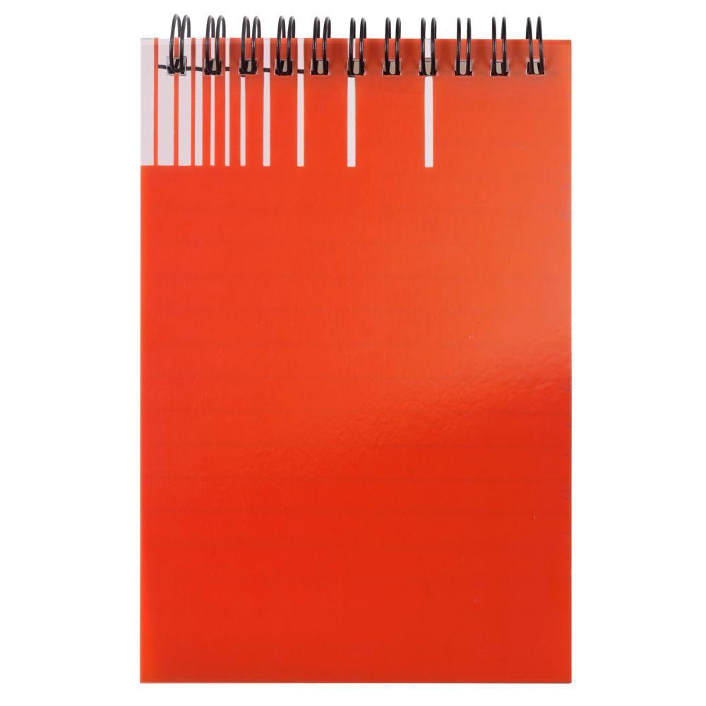 Gus Waterproof Notebook, orange