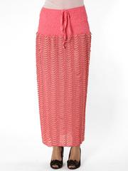 25294-2 юбка коралловая