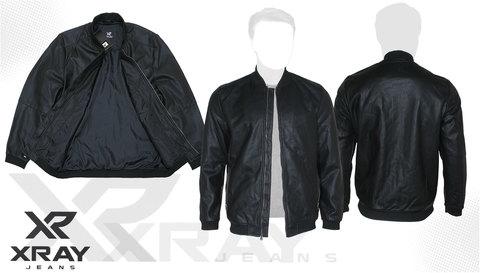 Куртка 'MA-1 Jacket Mesh Sleeves' Black
