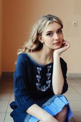 Марьяна. Платье женское PL-4211