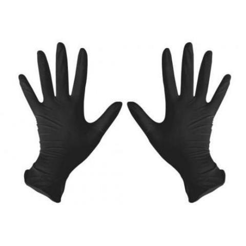 Перчатки нитриловые размер L, 100 шт.