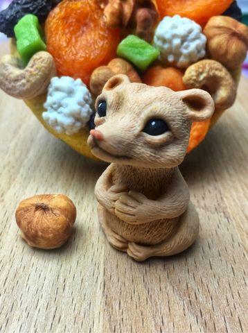 Молд «Мышка Соня»