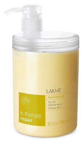 Маска Lakme Nourishing mask dry hair (1000 мл)