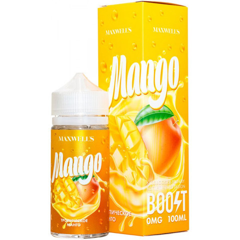 Mango by MAXWELL`S 100мл No NIC