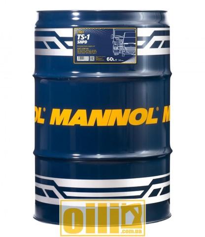 Mannol 7101 TS-1 SHPD 15W-40 60л