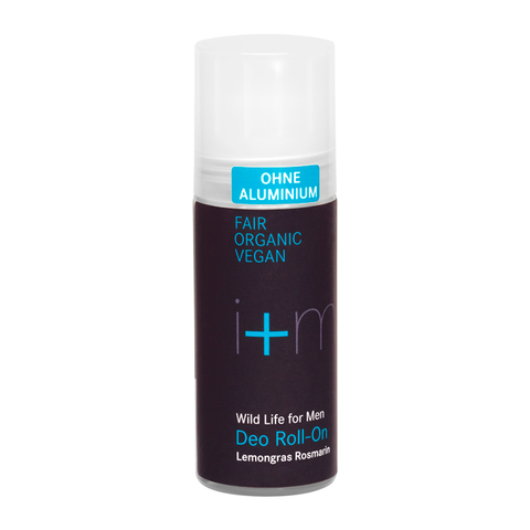 Шариковый дезодорант мужской «ВАЙЛД ЛАЙФ» I+M, 50 мл (срок годности до 06.2021)