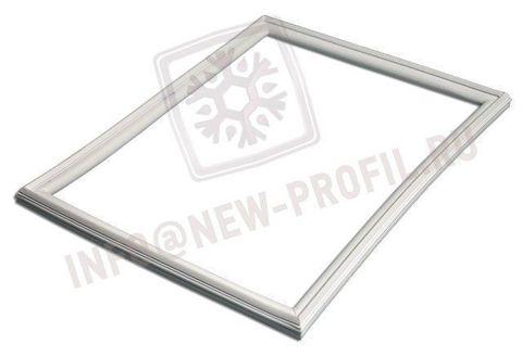 Уплотнитель 156*66 см для холодильного шкафа Inter-400Т (глухая или стеклянная дверь) Профиль 004