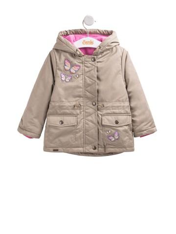 КТ190 Куртка (парка) для девочки