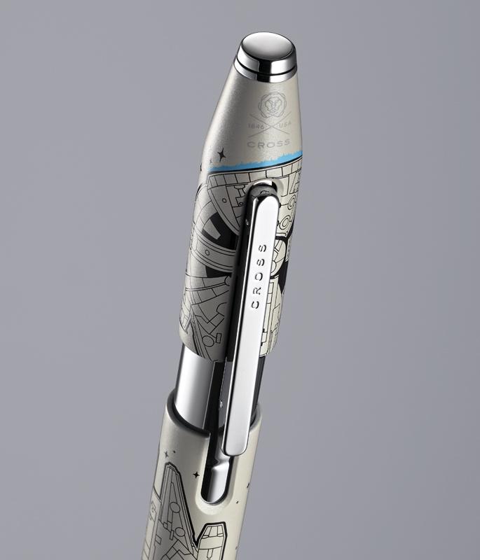 Cross Selectip X Star Wars - Millennium Falcon, ручка-роллер