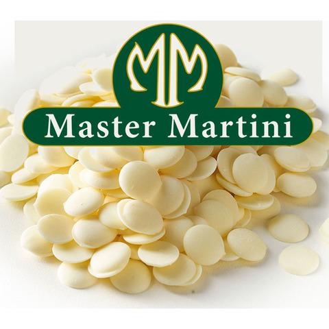 Белый шоколад Master Martini Ariba Bianco 31%, 100г.