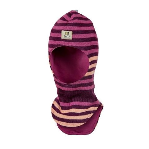 Шапка-шлем Janus Purple
