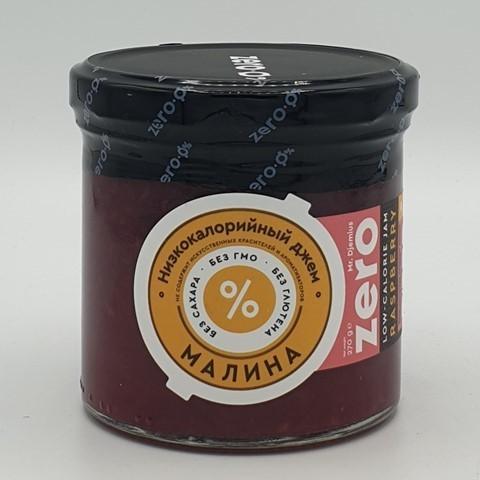 Низкокалорийный джем Малина Mr.DjemiusZERO, 270 гр