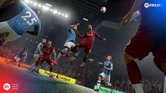 FIFA 21 Cтандартное издание (PS4/PS5, русская версия)