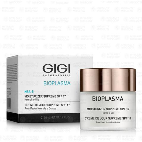 GIGI Вioplasma Moisturizer Supreme SPF17