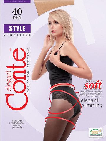 Женские колготки Style 40 Conte