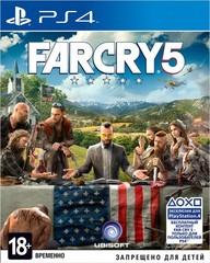 Far Cry 5 (PS4, русская версия)