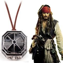 Пираты Карибского моря кулон Компас Джека Воробья