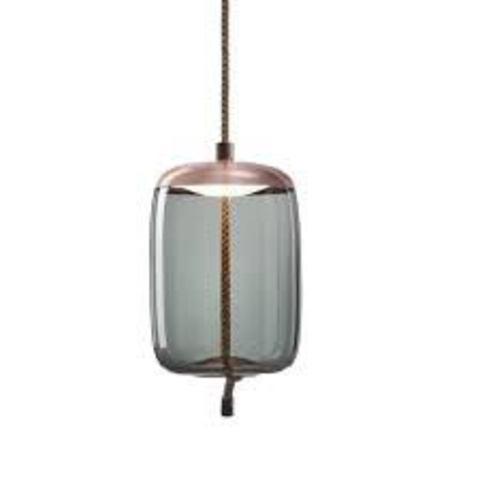 Подвесной светильник копия Knot Cilindro by Brokis (синий)