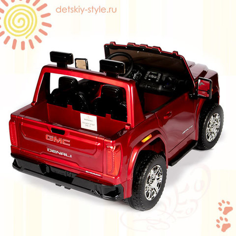 GMC HL368 4WD (Лицензия)