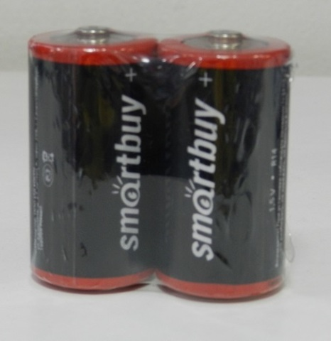Батарейка Smartbuy R14 (24)
