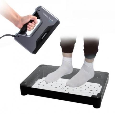 Платформа для сканирования ног Shining 3D FootStation Pack