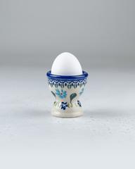 Керамическая подставка под яйцо, 5,5х6 см, Польша