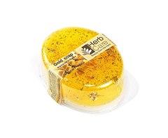 Спа-мыло для лица и тела с био-золотом и медом, HerbCare