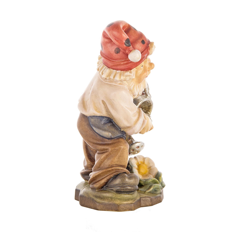 Домовой гном-садовник