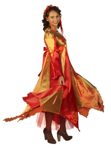Костюм Осень женский 3