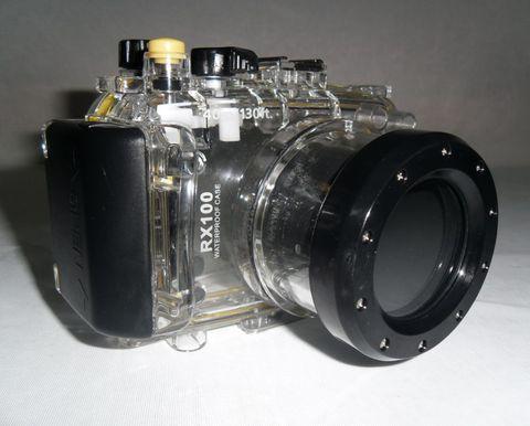 Sony RX100 бокс подводный (аквабокс) Jnt 40m