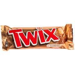 Шоколадный батончик Twix 55 г