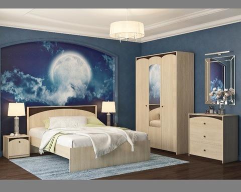 Спальня модульная ЕВА