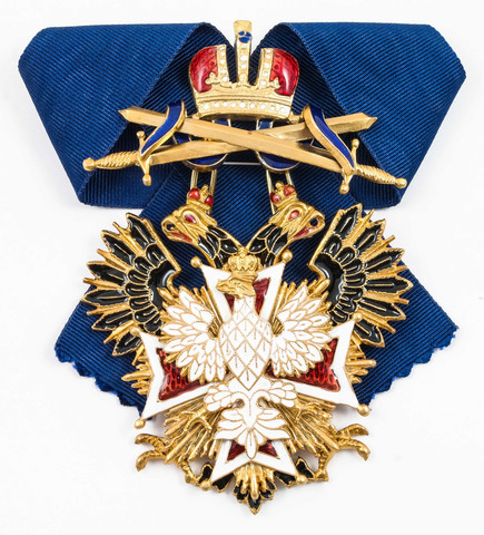 Орден Белого орла с мечами (копия)