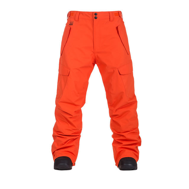 Штаны HORSEFEATHERS M BARS PANTS (red orange)